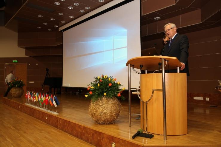 Maaeluminister Tamm: digitaliseerimine võimaldab vähemaga rohkem toota