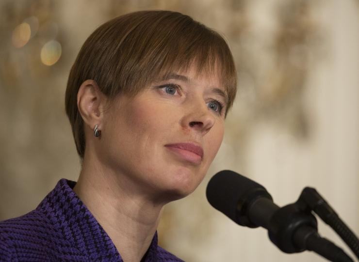 Kaljulaid: Eestil on vaja ühtset e-riigi poliitikat