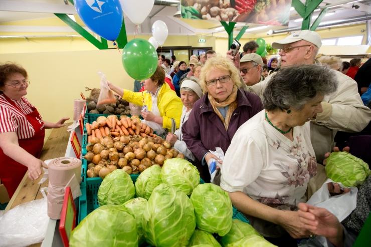 Lasnamäelased soovivad uude asukohta toimivat turgu