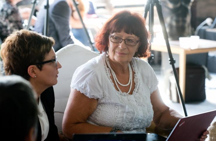 Jazzkaare asutaja Anne Erm pälvis Keychange´i insipratsiooniauhinna