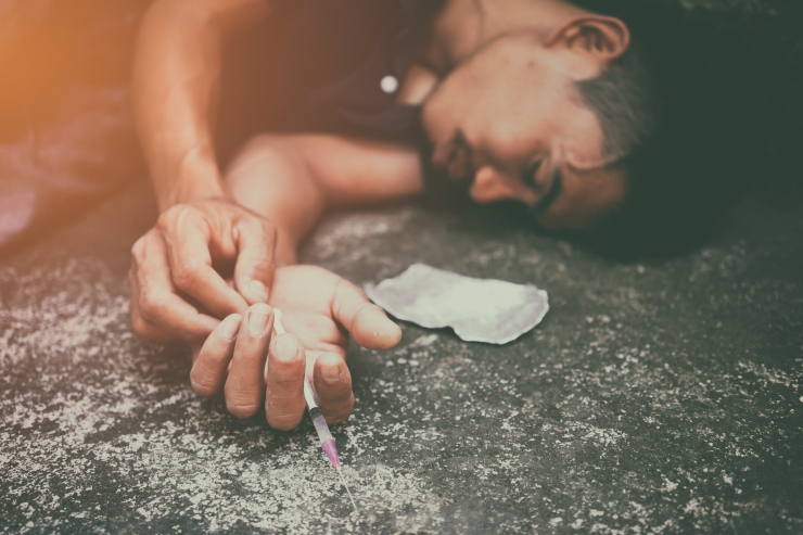 Mullu suri narkootikumide üledoosi tõttu 110 Eesti elanikku