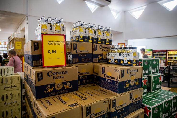Alkoholitootjad: piirikaubanduse käivitas Reformierakonna valitsus