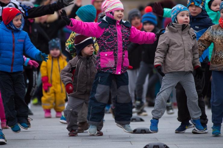 Pirital meenutatakse Jüriöö ülestõusu traditsioonilise jooksuvõistlusega