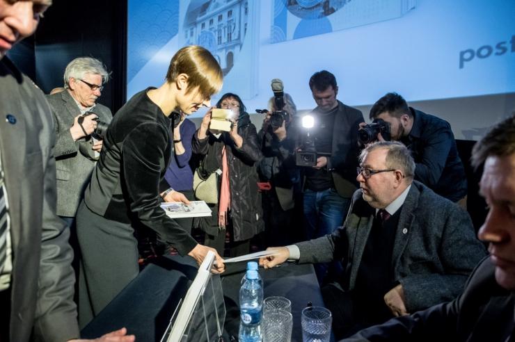 President Kaljulaid pakub Mart Laari Eesti Panga nõukogu esimehena jätkamist