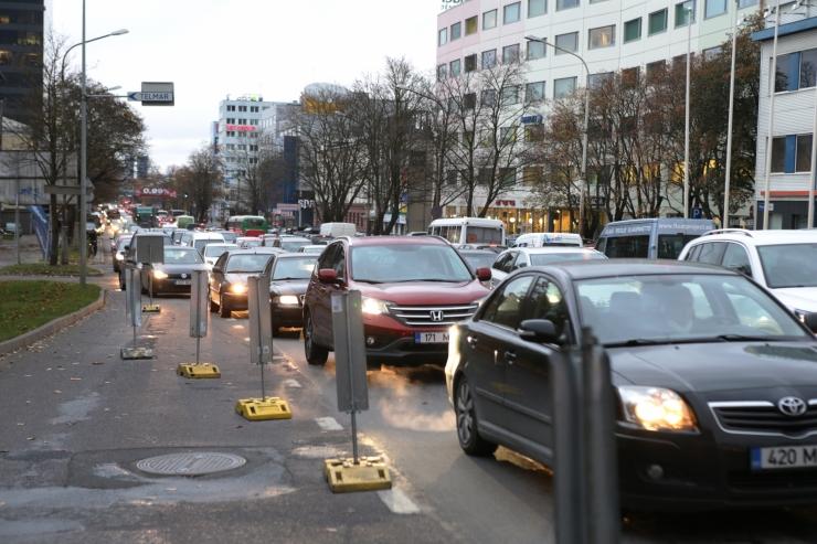 Massiüritused muudavad mitmel pool tavapärast liikluskorraldust