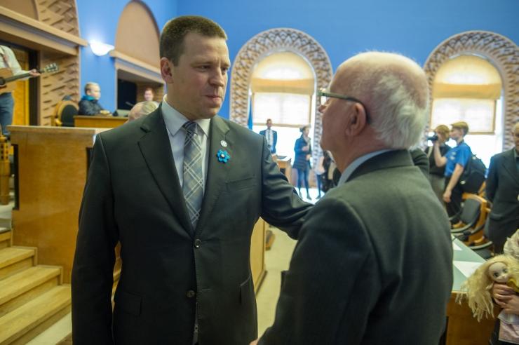 Peaminister Ratas: Eesti peab saama sidusamaks, solidaarsemaks ja võrdsemaks