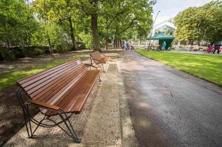Parkide päeval saab juhendajatega Tallinna kaunist loodust avastada
