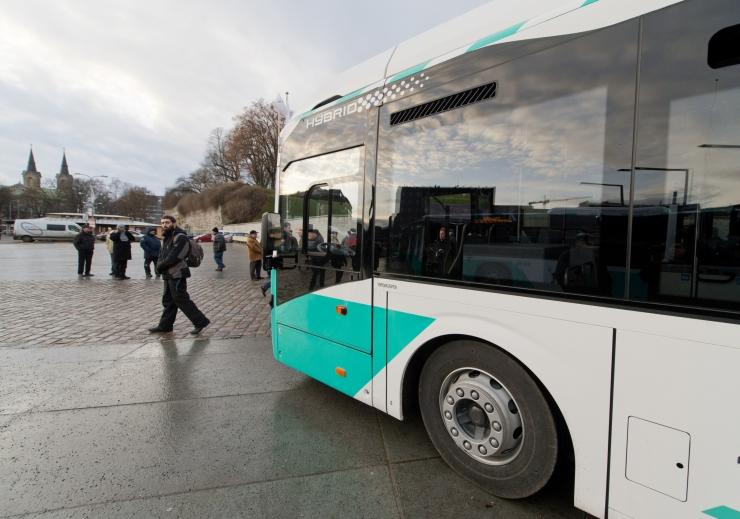 Bussiliini nr 27 marsruut muutub