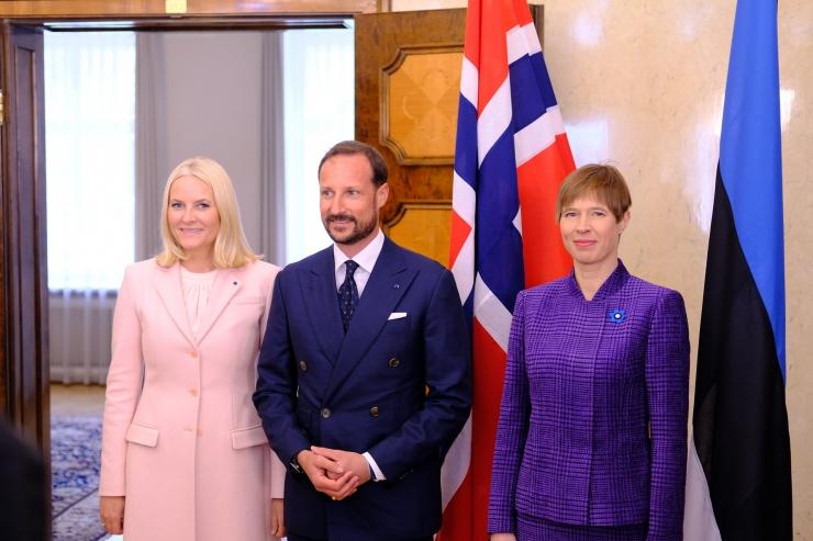 President Kaljulaid: Norra ja Eesti vahel on tugev sõprus