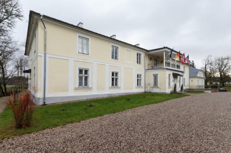 KÜLASTUSMÄNG: Avasta Baltimaade mõisad
