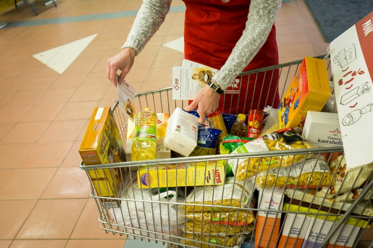 Toidupank kutsub kevadisetele toidukogumispäevadele