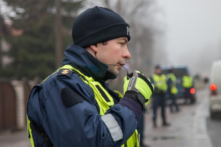 Politsei tabas ööpäevaga 21 joobes sõidukijuhti