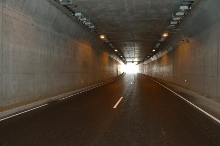 Ülemiste tunnel suletakse kahel ööl hooldustöödeks