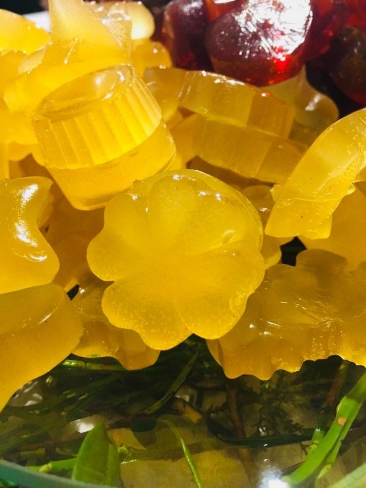 Toidumessil saab panustada mahetoorainest kummikommide tootearendusse