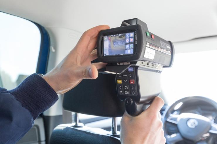 Politseinikud ja kaitseliitlased tõhustavad inimeste ja sõidukite kontrolli