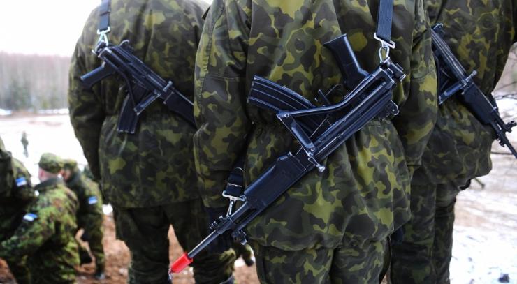 Riigikogu annab Eesti kaitsetööstusele arenguks vabamad käed