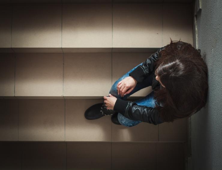 Mehel lasub süüdistus oma lapse seksuaalses väärkohtlemises