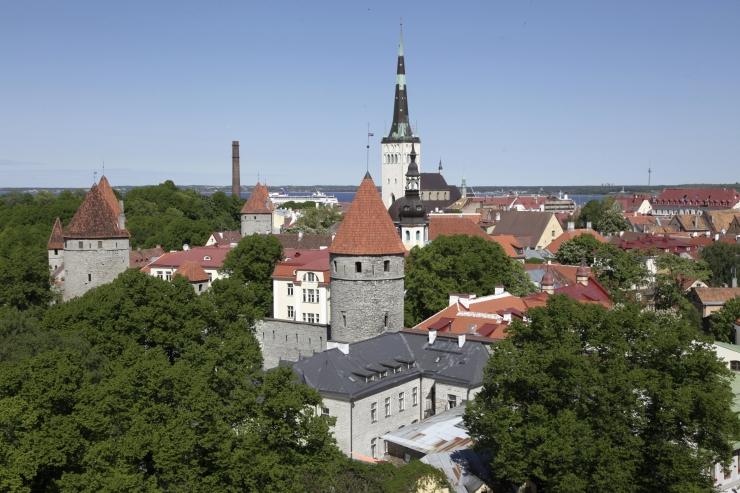 Tallinna päeval joostakse ümber Toompea
