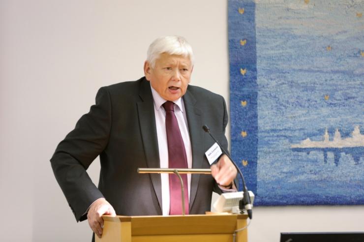 Tallinna valimiskomisjon nimetas linnavolikogu liikmeks Ants Leemetsa