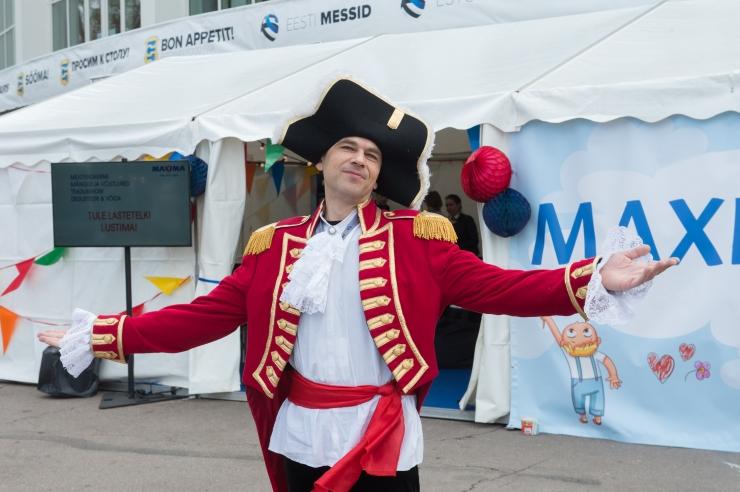 FOTOD JA VIDEO! Tallinn kutsub Sööma!