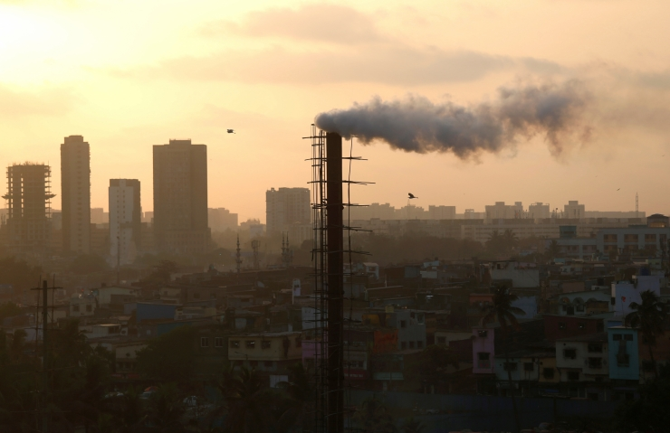 Eurostat: CO2-heitmete kasvu poolest oli Eesti EL-is teisel kohal