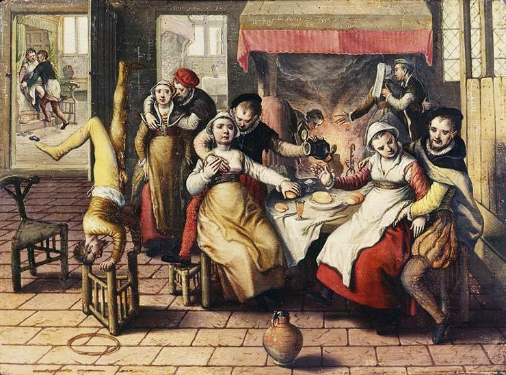 Keskaegne Tallinn kaitses armukeste õigusi ja oli karistusi määrates leebe