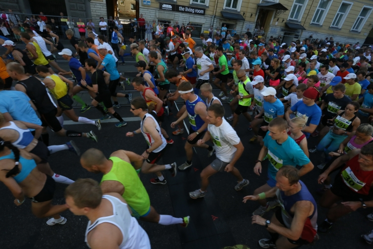 Tallinn võõrustab maratonide liidu kongressi