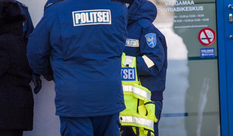 Kohus vahistas politseinike suunas signaalrevolvrist lasknud mehe