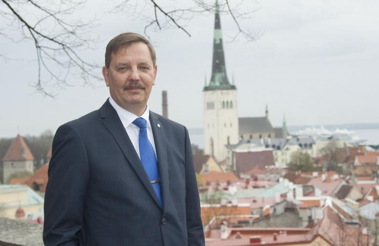 Taavi Aas: umbusaldajatel puudub ettekujutus Tallinna edasi juhtimisest