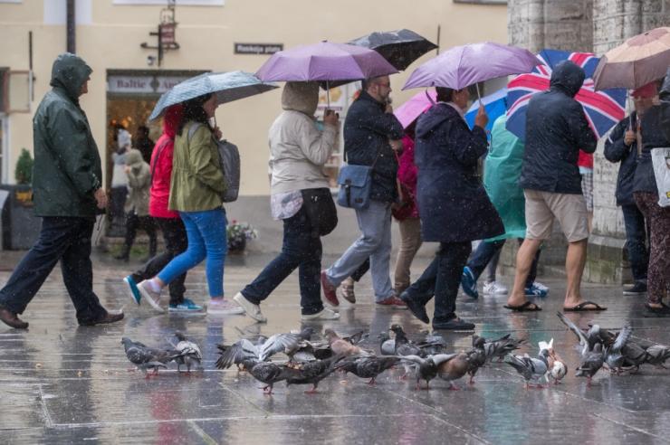 Soome turistide arv vähenes esimeses kvartalis 8 protsenti