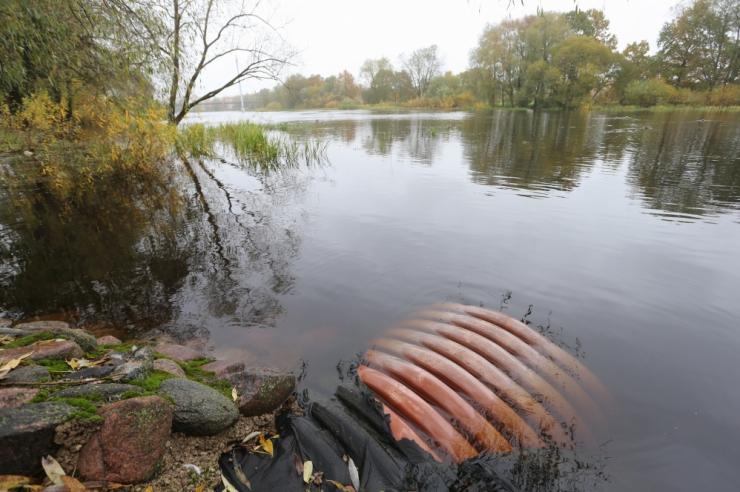 Keskkonnaagentuur: Emajõest leiti keelatud mürki DDT ja palju teisi ohtlikke aineid