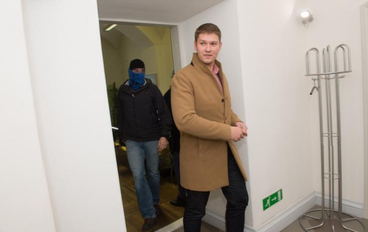 Prokuratuur esitas Suvorovile süüdistuse altkäemaksuvõtmises