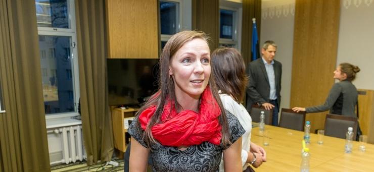 KARMEN MAIKALU: Eesti naised ei sünnita, sest nad pole oma paarisuhtega rahul