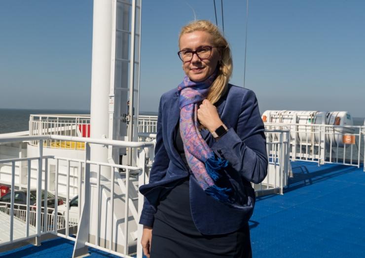 Kadri Simson: Tallinna Sadama börsile minek toob Eesti aktsiaturule rahvusvahelist tähelepanu