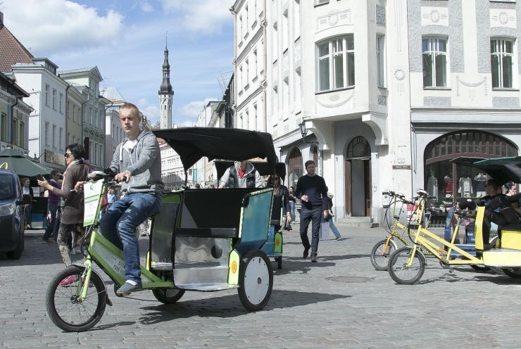 Tallinn kehtestab velotaksodele selged nõuded