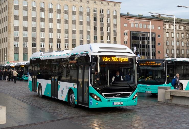 Bussiliin nr 8 suunatakse ümbersõidule