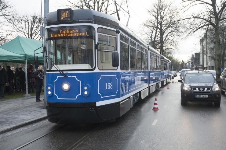 FOTOD JA OTSE: Tasuta ühistransport - unistus või tegelikkus?
