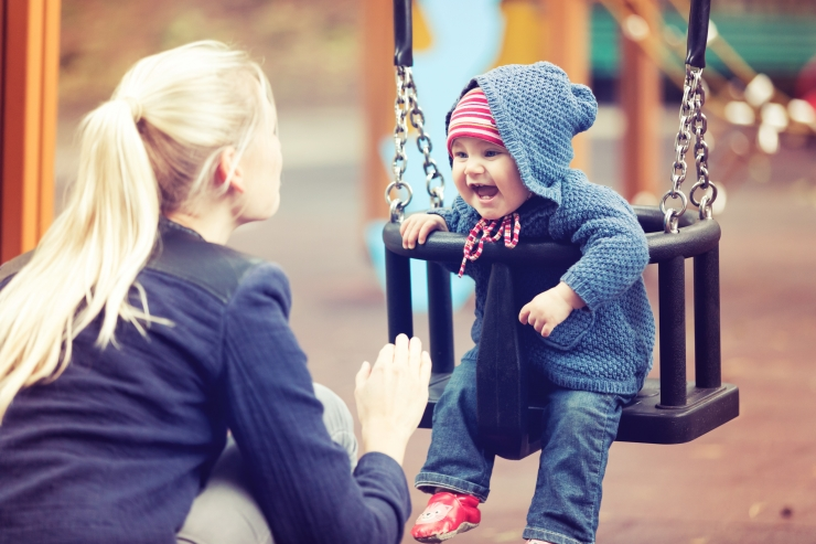 Lasteaedades käivad ettevalmistused riigi juubeliks saadud mänguväljakute paigaldamiseks