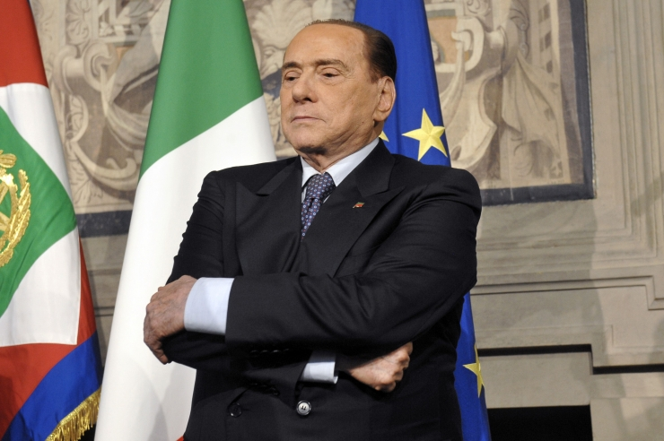 Itaalia kohus lubas Berlusconil taas riigiametisse kandideerida
