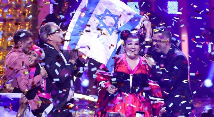 FOTOD! EUROVISIOON 2018: Iisrael viis võidu koju, Eesti jäi kaheksandaks
