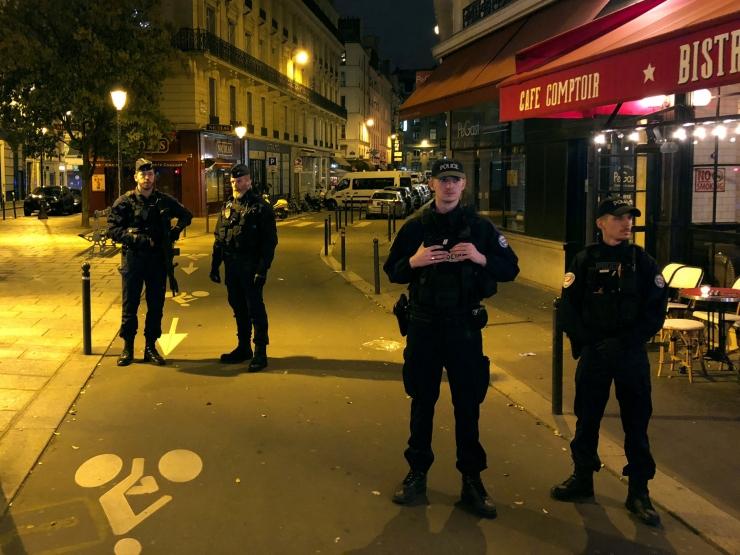 Pariisis sai noarünnakus surma kaks inimest