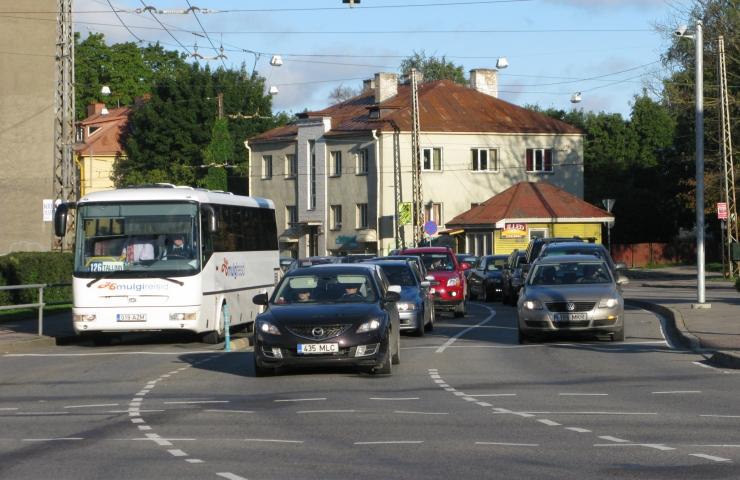 ENNO TAMM: Bussirajal sõelumine on tõsine probleem