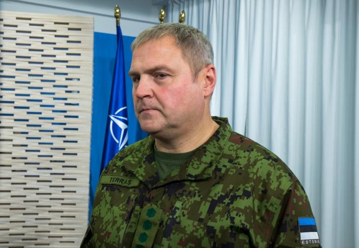 Terras: Siil tõestas Eesti murdmatust ühtsena