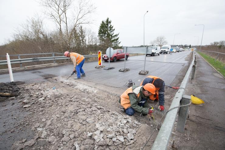 Vabaõhukooli teel algavad asfalteerimistööd