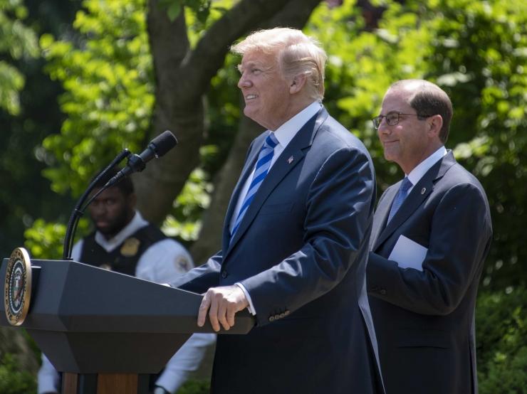 """Trump nimetas USA saatkonna kolimist """"suurpäevaks Iisraeli jaoks"""""""