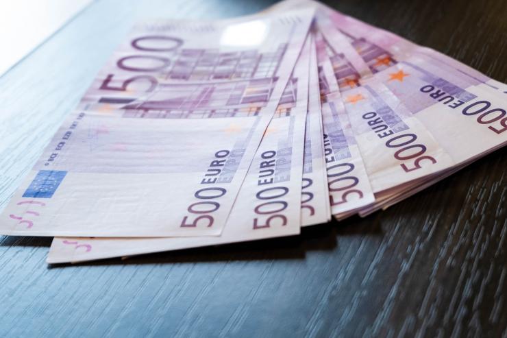 Tallinna linnakassasse laekus nelja kuuga 230,8 miljonit eurot