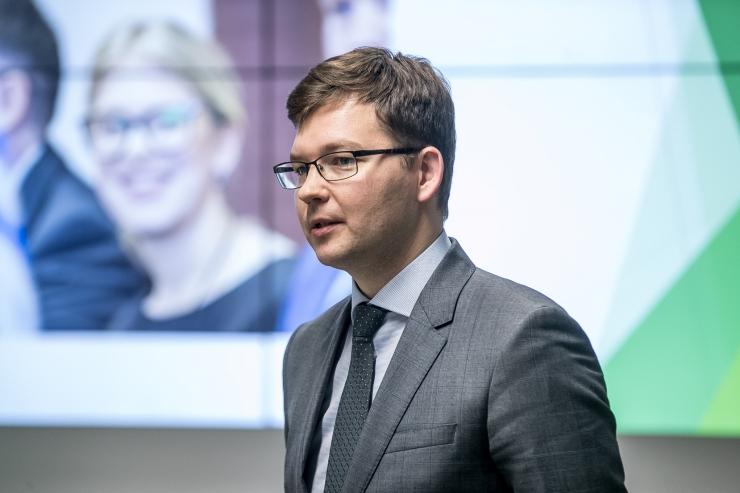 Tallinn osaleb Rail Balticu projektis