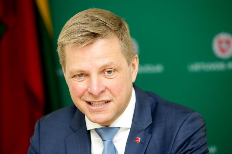 Tallinna päeva saabuvad tähistama Riia ja Vilniuse linnapead