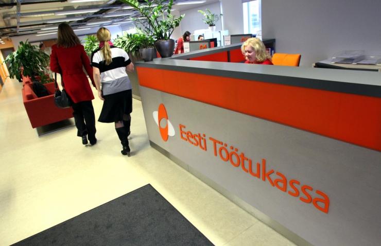 Eesti töötuse määr tõusis 1,2 protsendipunkti 6,8 protsendini