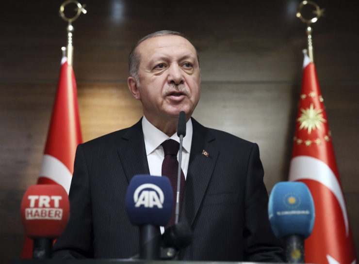 Erdogan süüdistas Iisraeli riiklikus terroris